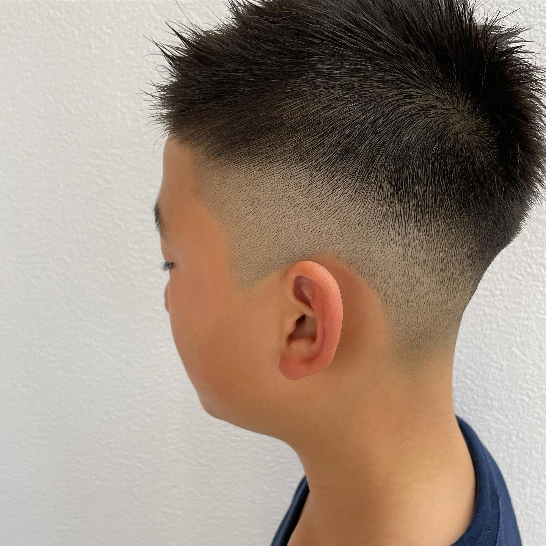 fade..#fade#barber#フェード#もうすぐ#卒業式#大きくなったね #..〠627-0004京丹後市峰山町荒山1220-1︎0772608704close:Wednesday