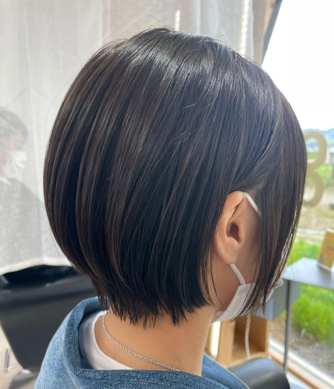 お友達ご紹介ありがとうこざいます♀️とても楽しい時間でしたつやつや髪で羨ましい️🥺#totti #hair #color #perm #cut #hairstyle #haircolor #hairarrange #stylist #care #carelist #aujua #イルミナカラー #headspa #treatment #美容院